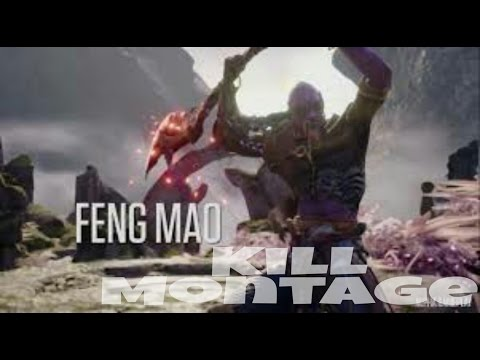Paragon | Feng Mao - Kill Montage