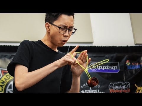 Harrison Lee - 1A Final - 2nd Place - Canada Nationals 2018 - Presented by Yoyo Contest Central