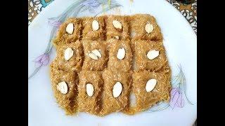 Sevaiyan Bites Recipe | Vermicelli Bites With Condensed Milk | Jairy