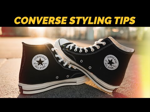 How To Style Converse Hi Top (Streetwear & Casual)