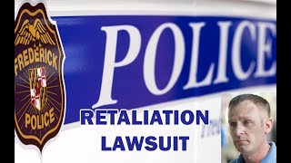 Maryland Police Retaliate Against Officer Get Sued Million
