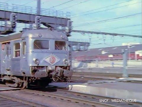 MONTPARNASSE - 1974 SNCF Ferroviaire / French Trains