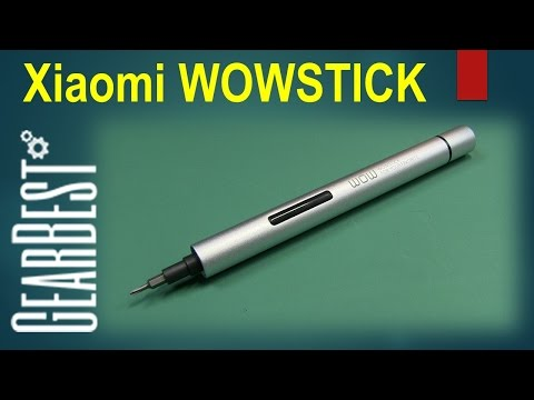 Xiaomi WOWSTICK 1fs Electric Screwdriver from GearBest