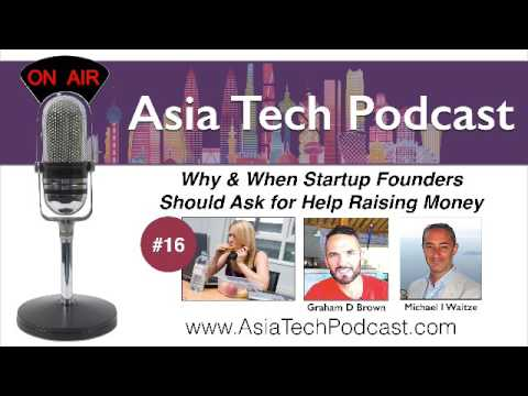 ATP16 - Why & When Startup Founders Should Ask for Help Raising Money