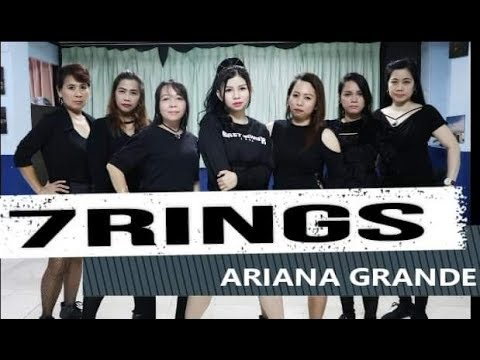 7RINGS by Ariana Grande   MOVE LIKE THIS   Dance Workout