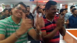 Flash Mob CMA CGM Mumbai II 2018 | The Learning Club
