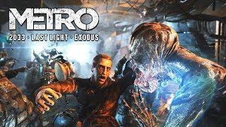 All Endings of all Metro Games (2010-2019)