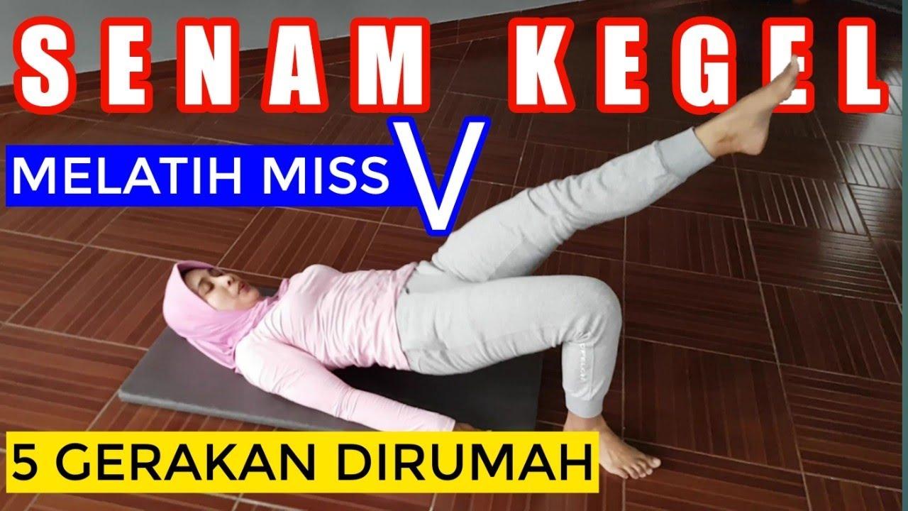 Latihan Mengencangkan Miss V Senam Kegel Youtube