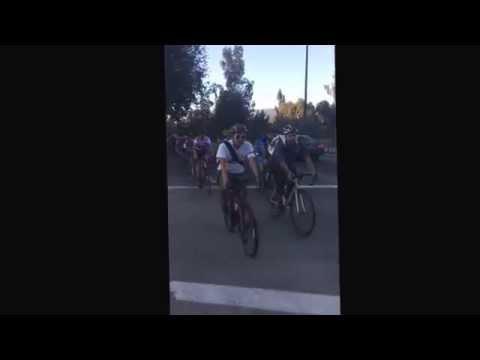 #RideForMilt STRONG! #RideOrDie Status! #BikeLA