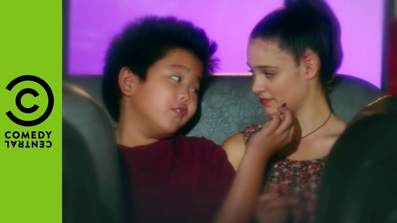 Download Nicole And Eddie's School Bus Love Story   Fresh Off The Boat