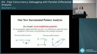 D4: Fast Concurrency Debugging with Parallel Differential Analysis