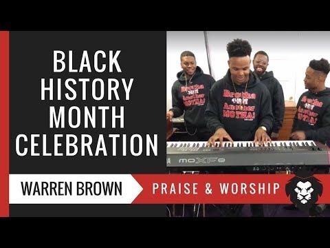 Joyful Joyful - Lauryn Hill (Black History Month Celebration) | Warren Brown