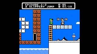 Alfonzo's Arctic Adventure - New NES Homebrew