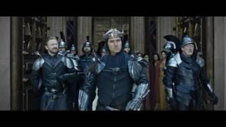 Первый дублированный трейлер фильма «Меч короля Артура»