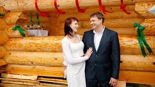 Деревянная свадьба Сергея и Даши.