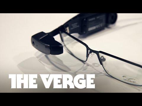 Vuzix Google Glass competitor finally works — CES 2015