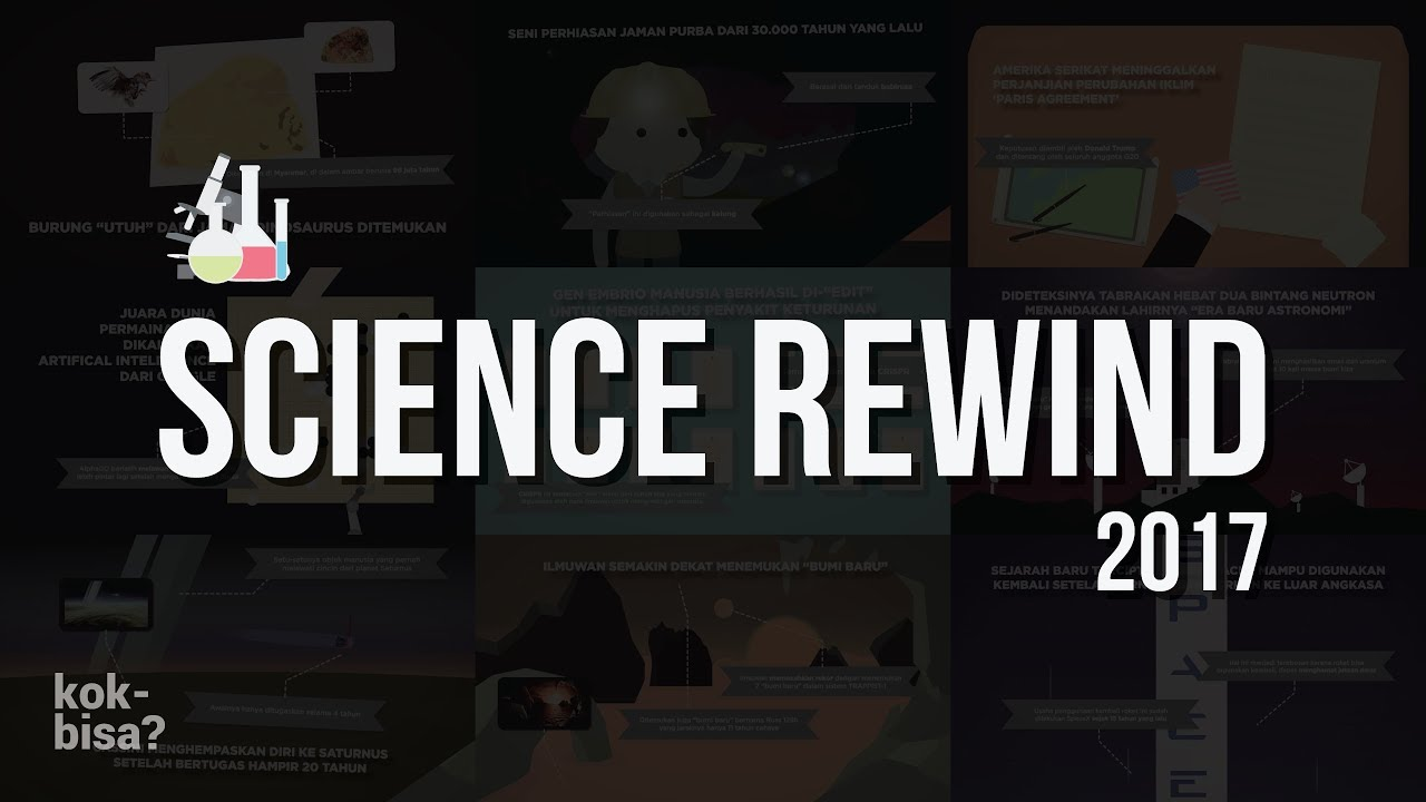 2017 Science Rewind: Year In Science