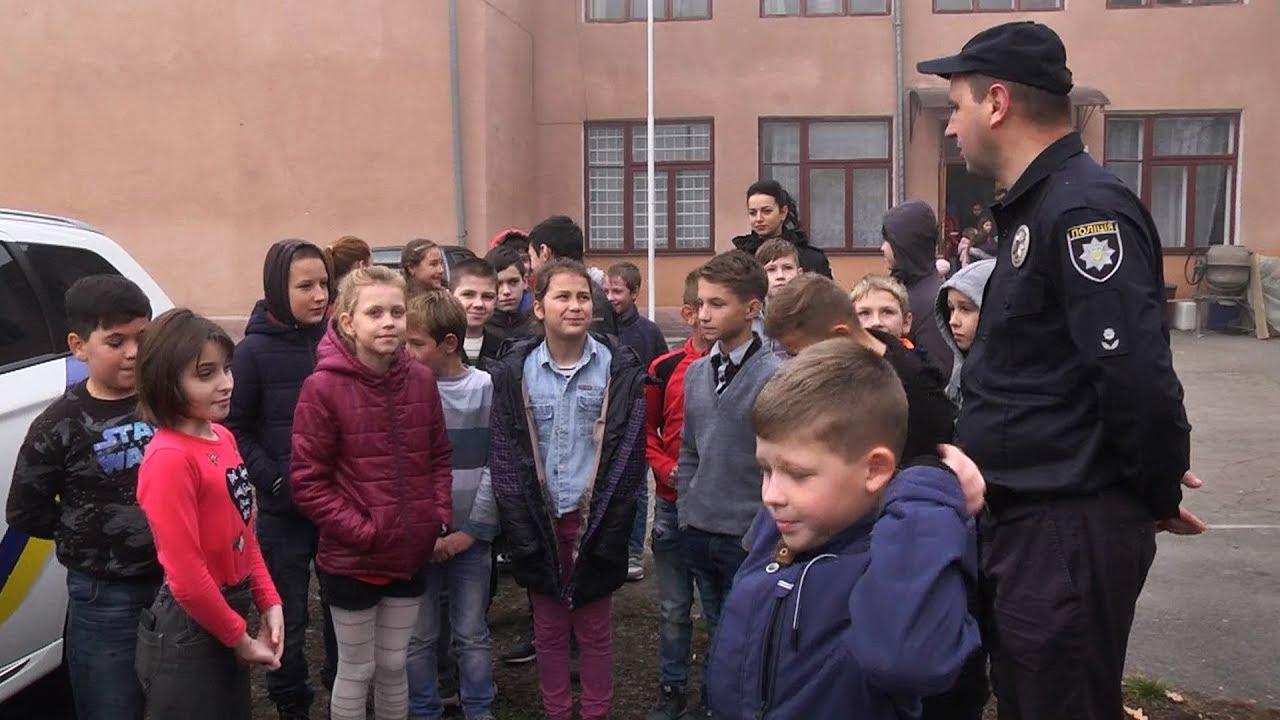 На Коломийщині відбувся перший етап шкільної спартакіади «Молодь проти злочинності» (відеосюжет)