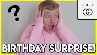 SURPRISING HIM FOR HIS 21st BIRTHDAY!!