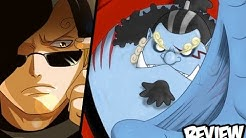 One Piece 826 ワンピース Manga Chapter Review - Sanji's Brother & Sister Vinsmoke Family Revealed! Jinbei