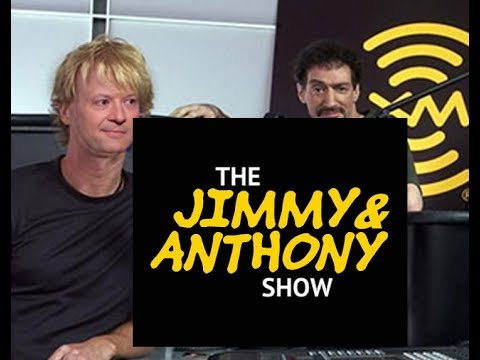 The Jimmy & Anthony Show - Louis CK Sexual Misconduct Allegations (Nov 20, 2017)