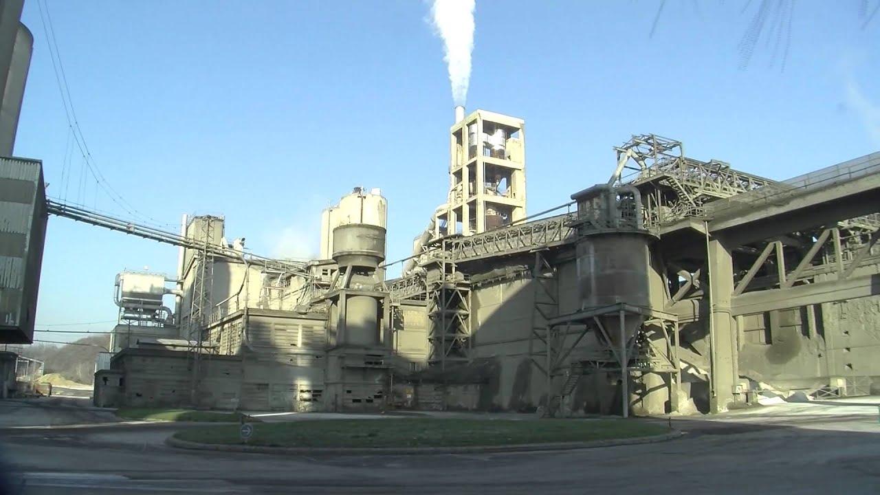La cimenterie patrimoine et paysage industriel de la for Paysage definition