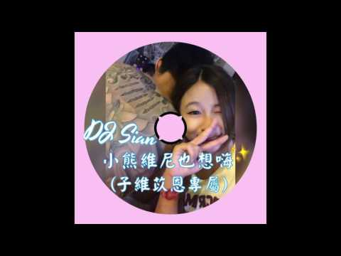 2016 DJ Sian 憲 - 小熊維尼也想嗨『子維苡恩專屬』