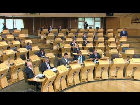 Portfolio Questions - Scottish Parliament: 24 May 2017