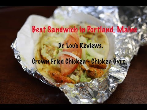 Best Gyro In Maine - Dr. Lou's Reviews