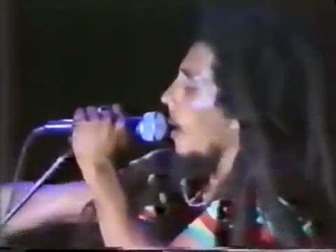 BOB MARLEY   LIVE IN ZIMBABWE 19 04 1980 Indipendence day FULL SHOW