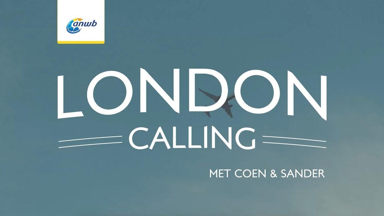 Anwb nl credit card - Aflevering1 Coen Sander In Londen Calling Met De Anwb Visa Card