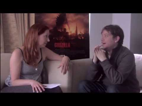 GODZILLA director Gareth Edwards exclusive interview w/Cinema Siren