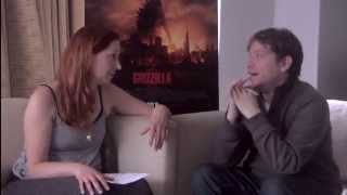 GODZILLA director Gareth Edwards exclusive interview w/Cinema Siren