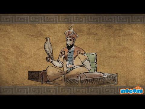 Aurangzeb - Mughal Emperor - History India | Mocomi Kids