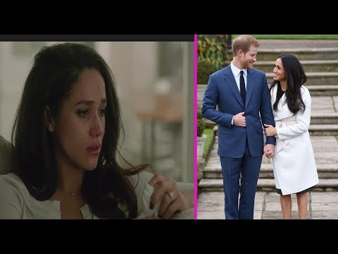 Meghan Markle & Prince Harry She's Nervous About New Royal Life