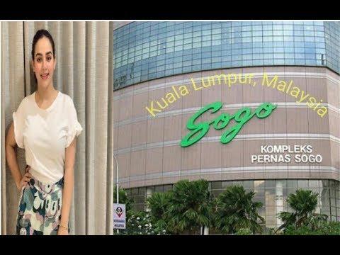 Sogo Mall kuala Lumpur , Malaysia Tour vlog, Sogo complex , Cheapest Market thumbnail