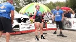 EMOTIONEN UND KRAFT - Strongwoman 2019 - Deutschlands Stärkste Frau