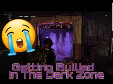 GETTING BU**IED IN THE DARK ZONE / TOM CLANCY'S DIVISION 2