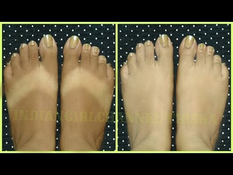 Thumbnail: Skin whitening home remedy 100% effective /remove tan/indiangirlchannel trisha