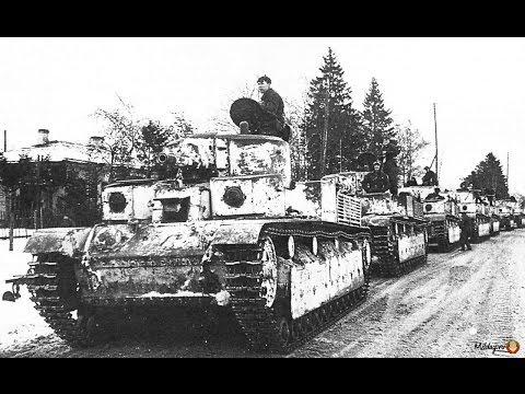 Подвиг танкистов в Минске в 1941. Документальный фильм.