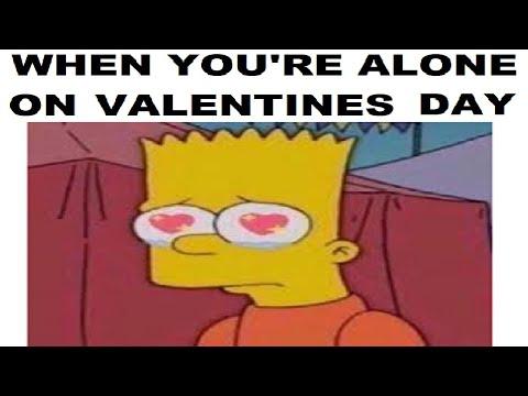 VALENTINES DAY MEMES ❤️