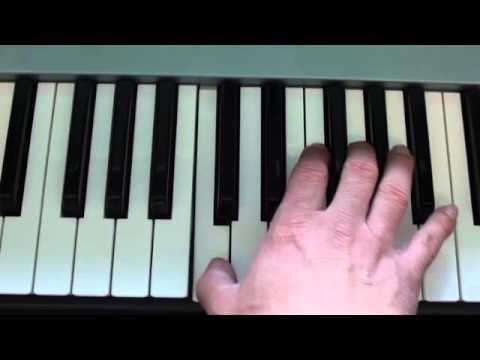 How to play Rock Me - One Direction - on piano