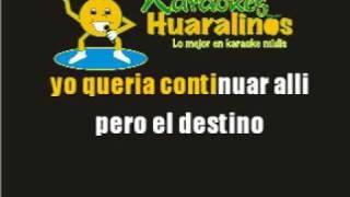 el dia que sali de casa - zeze di camargo (Karaoke español)