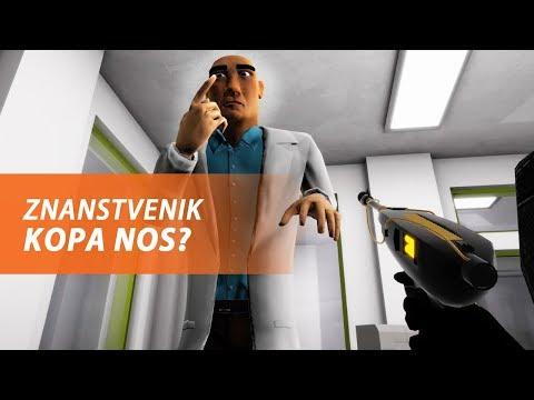 UPAO SAM U LABORATORIJ - The Spy Who Shrunk Me (EP2)