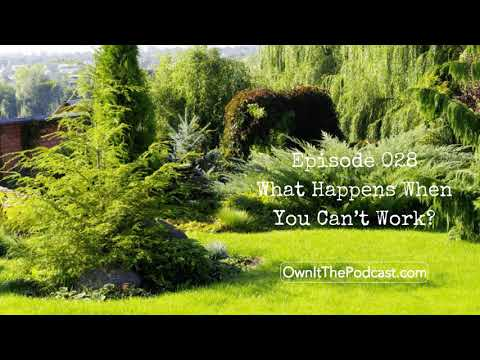 Own It! 028 | What Happens When You Can't Work?