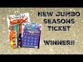New Tennessee Lottery Jumbo Bucks Ticket And A Winner Scratch Off mp3