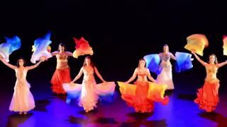 Belly Dance Adelaide Fan Veil