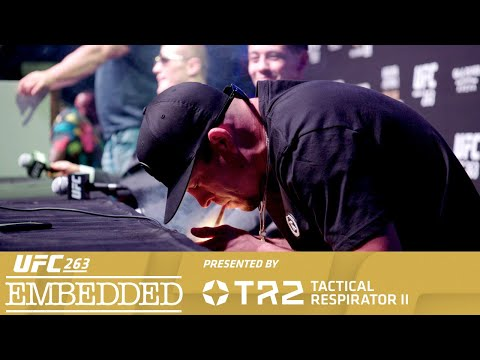 UFC 263 Embedded: Vlog Series - Episode 5