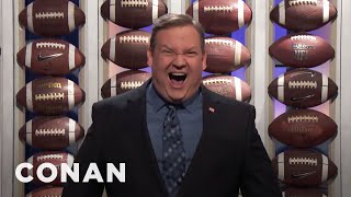 Andy Richter's Sports Blast: March Craziness Edition  - CONAN on TBS