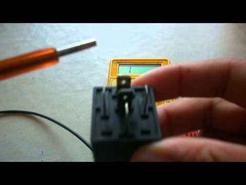 4 Prong Relay Wiring Diagram Como Instalar O Conectar Un Relay De 5 Terminales Y Como